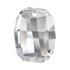 Swarovski Pendant 6685 Graphic 28mm Crystal